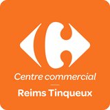 Centre commercial Carrefour Reims Tinqueux