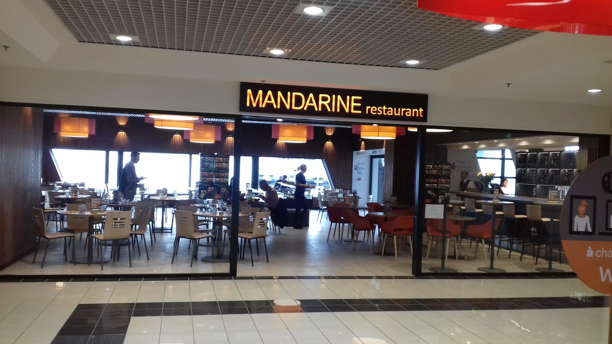 restaurant mandarine centre commercial carrefour reims tinqueux. Black Bedroom Furniture Sets. Home Design Ideas